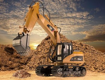Best Remote Control Excavators In 2021